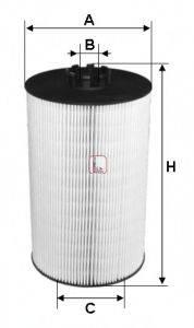 SOFIMA S5019PE Масляный фильтр