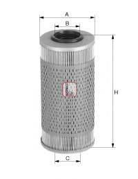 SOFIMA S6687N Топливный фильтр