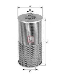 SOFIMA S7260PO Масляный фильтр
