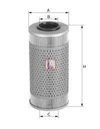SOFIMA S0491N Топливный фильтр