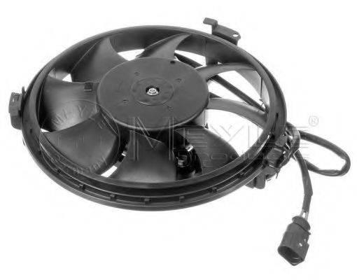 MEYLE 1009590021 Вентилятор, охлаждение двигателя