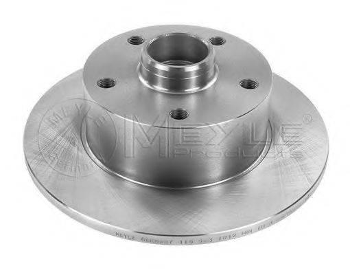 MEYLE 1155231012 Тормозной диск