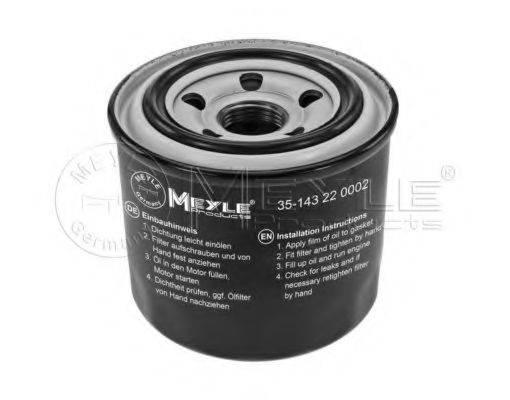 MEYLE 35143220002 Масляный фильтр