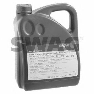 SWAG 10921754 Тормозная жидкость; Тормозная жидкость