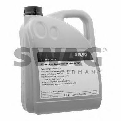 SWAG 10930017 Жидкость для гидросистем; Трансмиссионное масло; Масло автоматической коробки передач