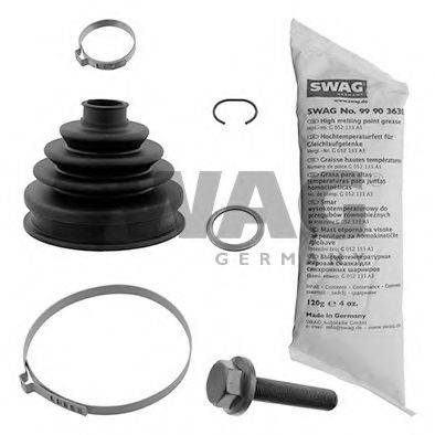 SWAG 30830006 Комплект пылника, приводной вал