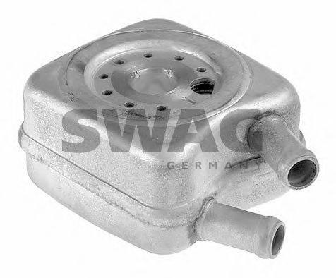 SWAG 30914560 масляный радиатор, двигательное масло