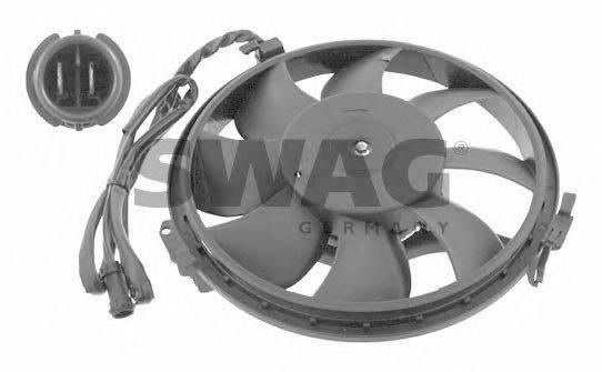 SWAG 30914746 Вентилятор, охлаждение двигателя