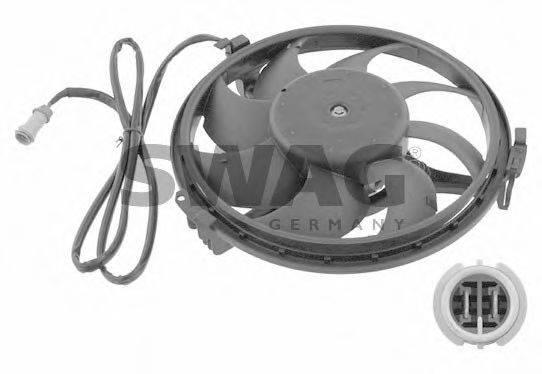 SWAG 30914850 Электродвигатель, вентилятор радиатора