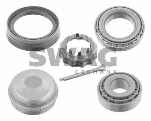 SWAG 30926568 Комплект подшипника ступицы колеса