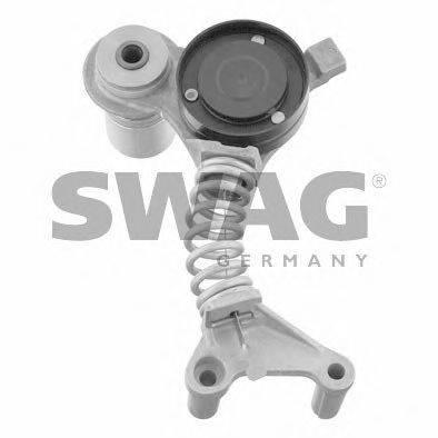 SWAG 30928104 Натяжитель ремня, клиновой зубча