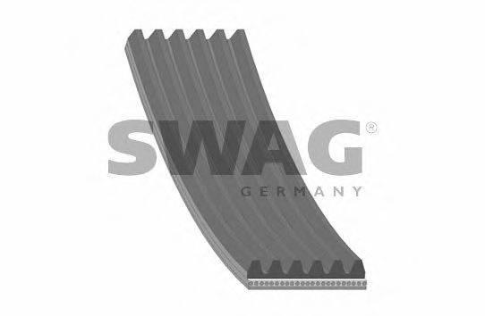 SWAG 30928987 Поликлиновой ремень
