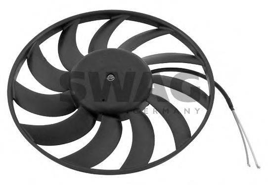 SWAG 30931024 Вентилятор, охлаждение двигателя