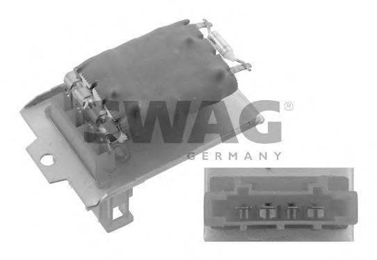 SWAG 30932178 Блок управления, отопление / вентиляция