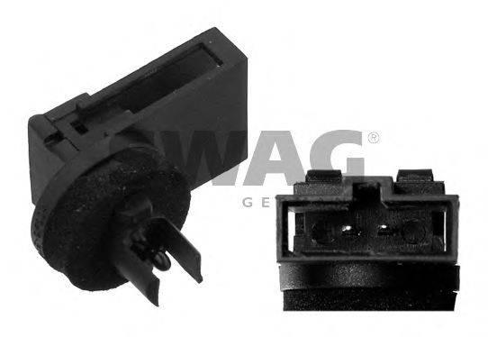 SWAG 30932809 Датчик, внутренняя температура