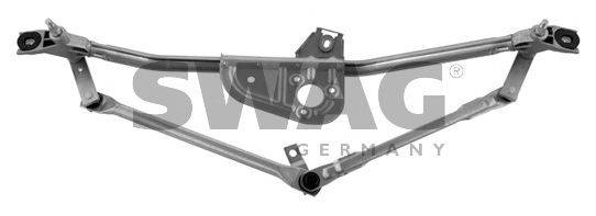SWAG 30933200 Система тяг и рычагов привода стеклоочистителя