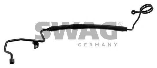 SWAG 30933938 Гидравлический шланг, рулевое управление