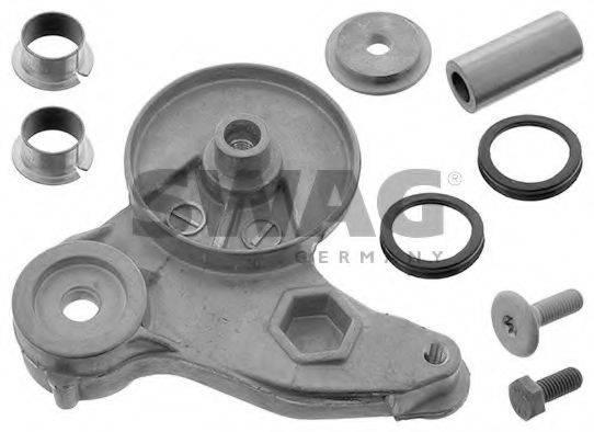 SWAG 30944838 ремонтный комплект, рычаг натяжки поликлинового ремня