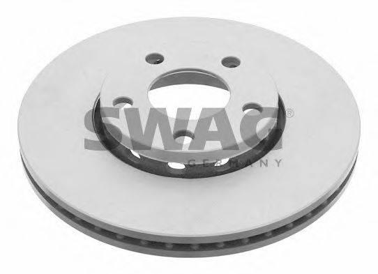 SWAG 32908352 Тормозной диск