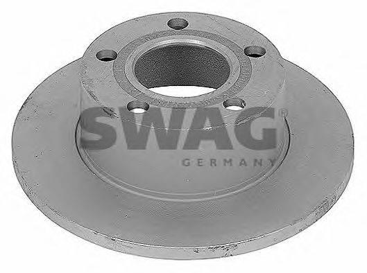 SWAG 32909075 Тормозной диск