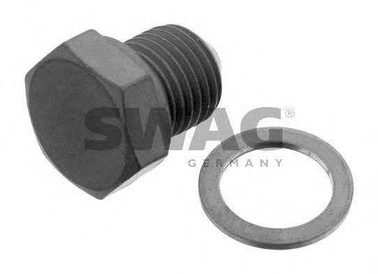 SWAG 32912281 Резьбовая пробка, маслянный поддон