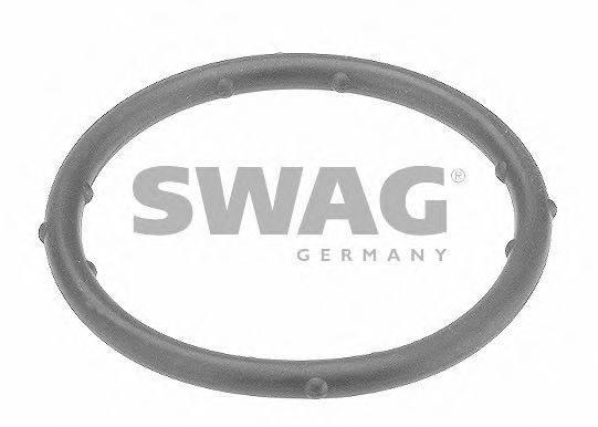 SWAG 32918766 Прокладка, фланец охлаждающей жидкости