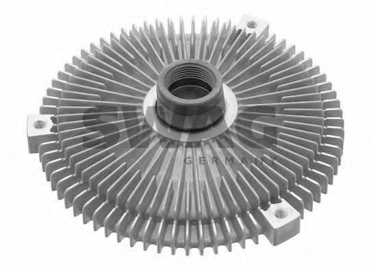 SWAG 32924722 Сцепление, вентилятор радиатора