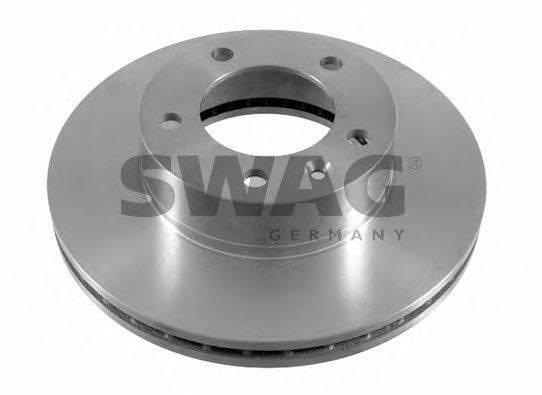 SWAG 60922240 Тормозной диск