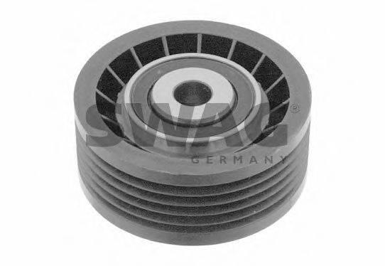 SWAG 60926451 Паразитный / ведущий ролик, поликлиновой ремень