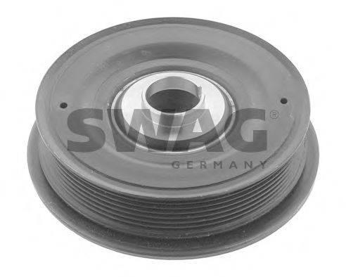 SWAG 60932133 Ременный шкив, коленчатый вал