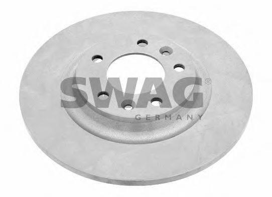 SWAG 62926037 Тормозной диск