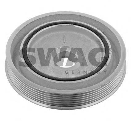 SWAG 62936310 Ременный шкив, коленчатый вал