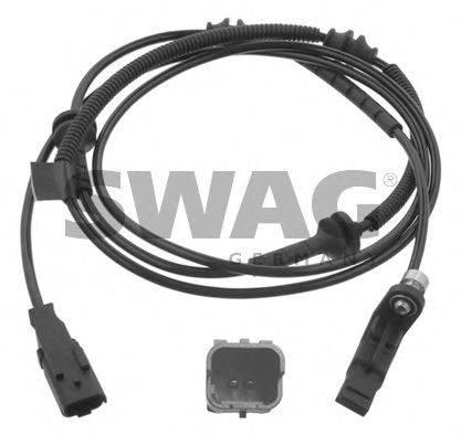 SWAG 62936947 Датчик, частота вращения колеса
