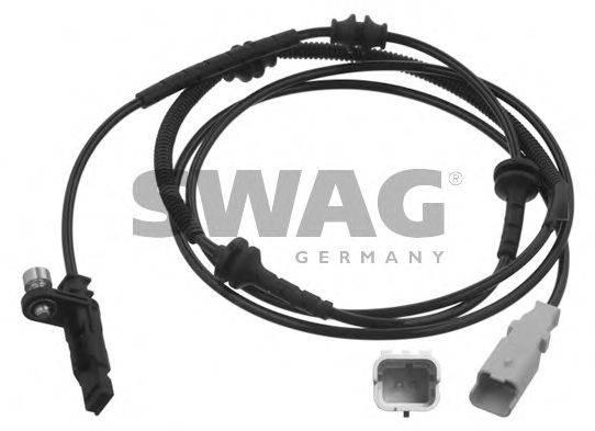SWAG 62936949 Датчик, частота вращения колеса