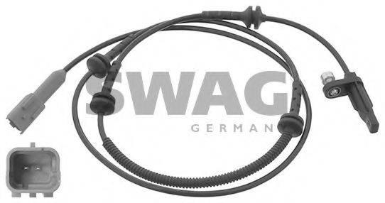 SWAG 62946261 Датчик, частота вращения колеса