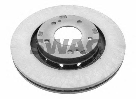 SWAG 80928440 Тормозной диск