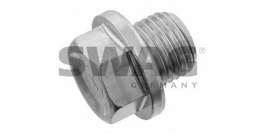 SWAG 80930180 Резьбовая пробка, маслянный поддон