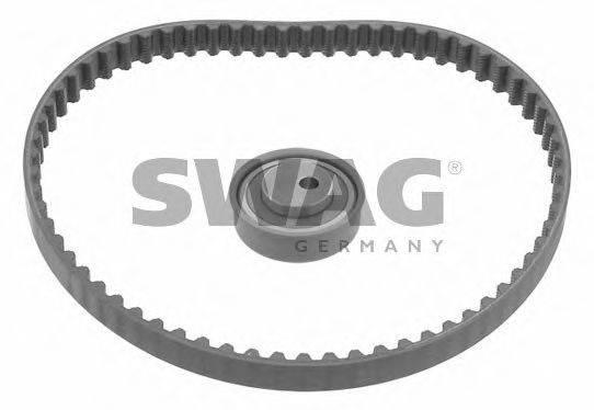 SWAG 80931528 Комплект ремня ГРМ