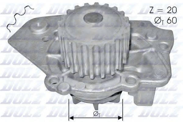 DOLZ T136 Водяной насос