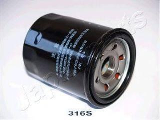 JAPANPARTS FO316S Масляный фильтр