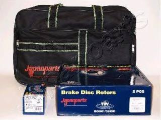 JAPANPARTS KDP527B Комплект тормозов, дисковый тормозной механизм