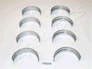 JAPANPARTS MS1822G5 Комплект подшипников коленчатого вала