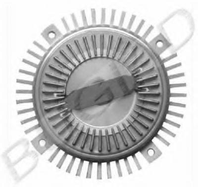 BUGIAD BFC068 Сцепление, вентилятор радиатора
