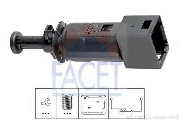 FACET 71148 Выключатель фонаря сигнала торможения