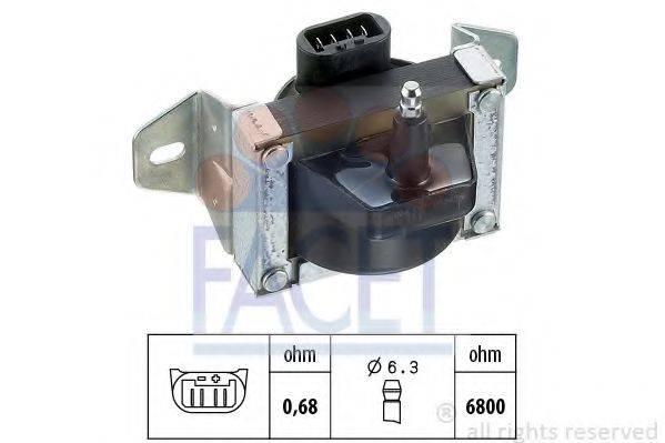 FACET 96006 Катушка зажигания