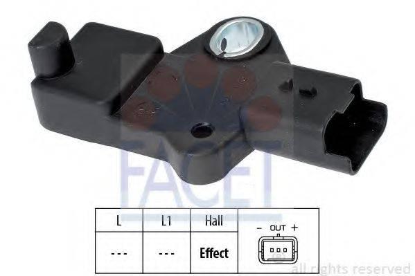 FACET 90524 Датчик импульсов; Датчик импульсов, маховик