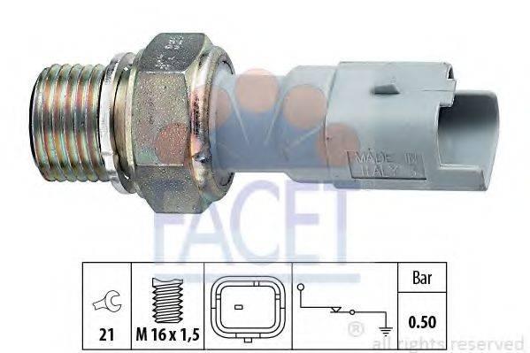 FACET 70130 Датчик давления масла