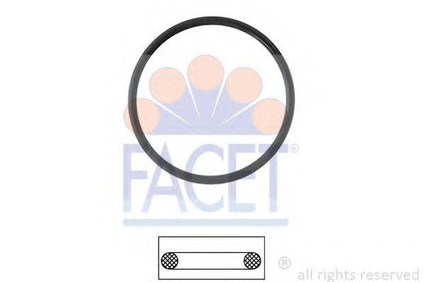 FACET 79527 Прокладка, термостат