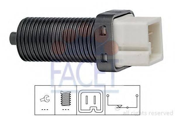 FACET 71070 Выключатель фонаря сигнала торможения