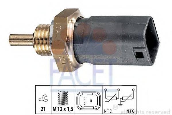 FACET 73252 Датчик, температура охлаждающей жидкости